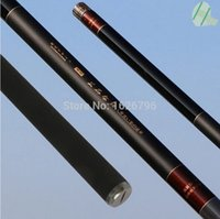 Wholesale Meters Carbon Fiber Power Hand Pole Carp Fishing Rod Fishing Tackle