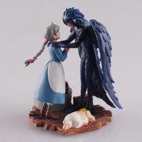al por mayor moviendo las muñecas juguetes-Japonés Anime Hayao Miyazaki Estudio Ghibli Howl Moving Castillo hauru sofi muñeca dibujos animados Figura de acción Juguetes