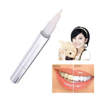 Wholesale Popular Teeth Whitening Pen Scaler Gels Tooth Bleaching Dirt Soot Black Tooth Soft Brush Teeth Dental Care Products Tooth Whitening Device