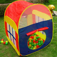 Wholesale Zorn toys Large Space Indoor Outdoor house Children Kids Game Play Tent Toy Tents