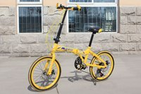Wholesale Bikes inch bikes hot sale Double disc brake bikes Collapsible frames child s bicycle Road Bikes for children
