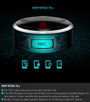 asian windows - Smart Rings Wear Jakcom R3 NFC Magic For iphone Samsung HTC Sony LG IOS Android Windows NFC Mobile Phone