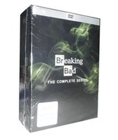 Wholesale Boxset dvds Breaking Bad Season Hardback Edition The Complete Series US version region DHL