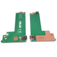 Wholesale 95 New DC IN POWER JACK BUTTON BOARD For ASUS X75A X75VD X75VB X75VC F75VD A75F connector