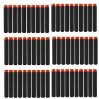 Wholesale Outdoor Fun Sports Toy Guns Delicate cm Soft Refill Darts for Nerf N strike Elite Series Blasters Toy gun