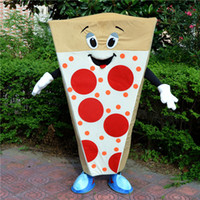 Wholesale pizza than CartoonMascot dress adult size costume EPE carnival mascot costume party Fancy Dress