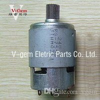 Wholesale Hyundai excavator R220 R225 small throttle motor Hyundai excavator small motor Hyundai excavator parts