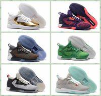 Cheap 2016 New D Lillard 2 BHM White Gold Mens Basketball Shoes Damiam Lillard 2 Black History Month Sports Trainer Sneakers Size 40-46