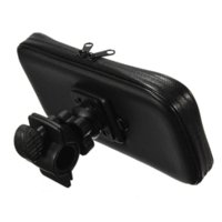 bicycle bar pad - High Quality Bicycle Motor Bike Motorcycle Handle Bar Holder Waterproof Case Bag EVA Foam pad For Sumsang Galaxy i9200