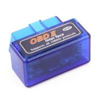 auto scanner tool for sale - New Super Mini V2 ELM327 OBD2 ELM Bluetooth Interface Auto Car Scanner Diagnostic Tool hot sale