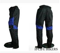 Wholesale DUHAN new men s motorcycle racing pants Knight pants D Oxford Motorcycle Pants Black