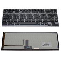 Wholesale New UK keyboard for Toshiba Portege Z830 Z830 S8301 Z830 S830 Z835 U800 U800W U840 U845 U900 U920 U920t Series Laptop K3105 UK