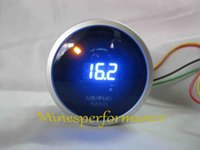 Wholesale mm Electrical Digital Wideband Brand Smok Air Fuel Ratio Auto gauge car meter