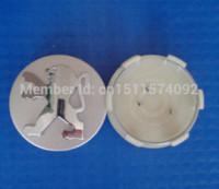 Wholesale 4X Drop Shipping PEUGEOT Wheel Center Hub Cap Cover MM Fits PEUGEOT