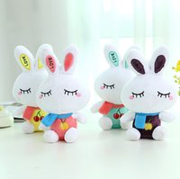 baby rabbit games - Cute Sit Love Rabbit Baby Soft Plush Kids Baby Toys Cartoon Rabbit Stuffed Toys Gift