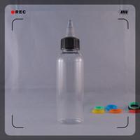 big sauce - Neddle tip caps plastic bottle for sauce ML volume big pen slim long thin childproof cap liquid juice bottle