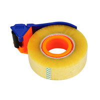 Wholesale Plastic Box Packing Tape Cutter High Quality Packing Sealing Machine Packing Tape Dispensers China Price