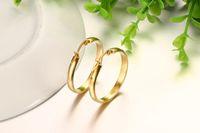 Wholesale 2016 new arrived MM stainless steel earrings k gold plate hoops earrings Allergy Friendly women s gift