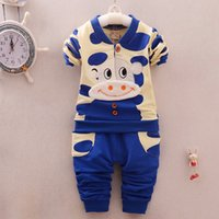 Wholesale Foreign trade original single hot style children cotton long sleeve clothes coat Baby clothes age season