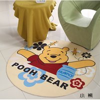 Wholesale Small Bear Children Kids American Game Blanket Children Outdoor Mat Non Slip Mat Cotton Toys Receive Mat Game Mat