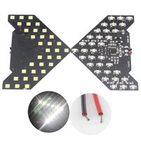 Wholesale 1pait Pair SMD Sequential Led Lights Arrows Lamp Indicator Safe led Panels Car Side Mirror Turn Signal LED