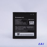 absolutely black - Cell Phone Batteries Genuin Black Portable Storage MAH Battery Absolutely Original Quality Assurance For Lenovo BL209