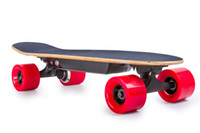 Wholesale Bamboo Complete Electric Scooters Sales Wireless Controller Electric Skateboard Remote Control Wheels Only kg