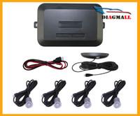 Wholesale Car LED Display Parking Sensor LED Reverse Parking Sensors Backup Radar Car Detector System Kit For All The Car Safe Tool