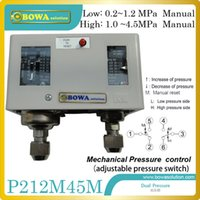 Wholesale HVACR pressure controls espcailly installed in R410a system