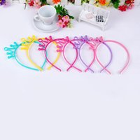 Wholesale 2015 baby Girls Hair Accessories Korean New Cute Princess crown headbands Children Headdress Girls Hairpin Fine Accessories