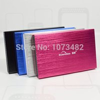 Wholesale On Sale USB2 HDD GB External hard drive Portable Storage disk and retail Prices