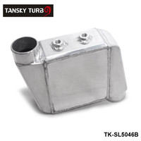 Wholesale TANSKY Air Water Liquid Intercooler Chargecooler mm mm mm Core Preorder Inlet Outlet quot TK SL5046B