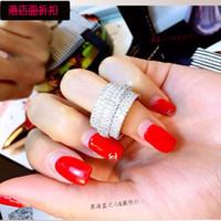 american hong kong - Hong Kong gift bag box new possession Sterling Silver Diamond ring count seductive