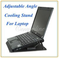 adjustable angle notebook cooling stand - Ergonomic Degree Adjustable Angle Notebook Laptop Radiator Cooling Cooler Pad Stand Holder Mount