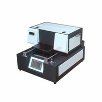 Wholesale Free ship LY A43 touch screen UV flatbed Printer max print size x400mm flatbed uv printer golf ball printer Discount