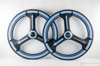 Wholesale 2015 Road Bike Tri Spokes Wheelsets Carbon Wheels Clincher Spokes Wheels Carbon Bicycle Wheels Hot Sale k UD Wave