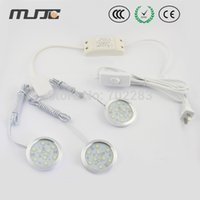 aluminum distributors - 3pcs V W PC W Downlights Warm White Natural White Cool White pc V A W Power Supply to Distributor Box