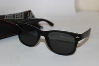 ba box - 1 high quality Ray men women BA sunglasses brand sunglasses with LOGO box cleaning cloth case