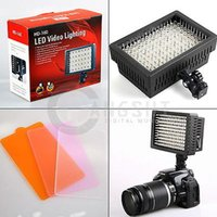 Wholesale Super Power HD LED Video Light for Camera DV Camcorder equal to CN