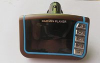 al por mayor mp3 mp4 pantalla-1.8 pulgadas CSTN pantalla LCD de coches reproductor de MP3 MP4 con incorporado inalámbrico FM estéreo transmisor tarjeta SD