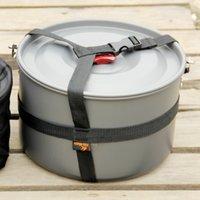 aluminium utensils - Fire Maple Outdoor Camping Hanging Pot Cooking Picnic Pot Cookware Cooking Utensil Aluminium Pot