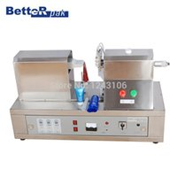 Wholesale QDFM stainless steel Ultrasonic Sealing Machine toothpaste cosmetics pharmaceuticals