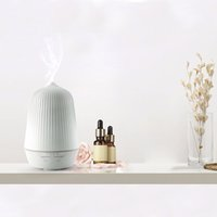 aroma coffee - 2016 Aroma Coffee Mist Air Ultrasonic Humidifier LED100ml Essential Oil Diffuser Portable Aroma Humidifier Diffuser Aromatherapy