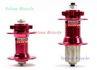 Wholesale Novatec D041SB D042 SB MTB bike hubs bicycle wheel hubs entry level sealed bearing hubs