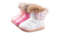 red wing boots - hot sale baby girl winter boots Baby Snow Boots Cheap Kids Shoes Wings Lovely Wool Child Girls colors warm winter shoes for toddlers D1596