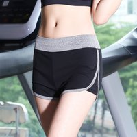 Wholesale 2016 new thin section of the summer running women s professional breathable quick drying fitness yoga shorts loose clothing