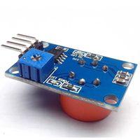 alcohol gas sensor - EDFY DC V ppm Pin Alcohol Gas Sensor Module Detector MQ
