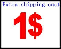 Wholesale 1 USD for extra shipping cost shipping fees plus size extra packing by ems dhl fedex other shipping way
