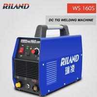 Wholesale Riland TIG Welding Machine TIG160S WS S Whole Sales Price Portable Riland TIG Welder Welcome Partner Work Together