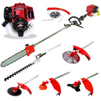 Wholesale Gunuine Thailand GX25 Motor Multi Garden Brush cutter chain Saw pole hedge trimmer in